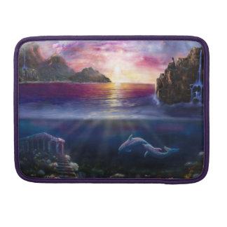 Bolsa MacBook Pro Por do sol da Escorpião H037