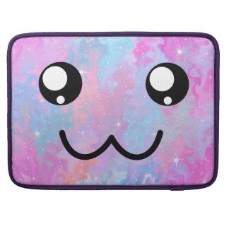 Bolsa MacBook Pro Sparkles mágicos Pastel da inscrição de Kawaii