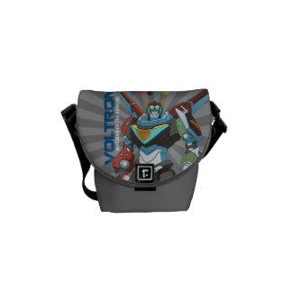 Bolsa Mensageiro Defensor de Voltron | do universo