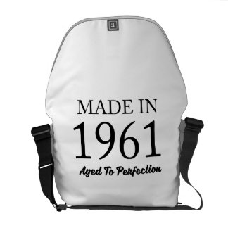 Bolsa Mensageiro Feito em 1961