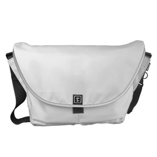 Grande Messenger Bag Impressão Interior