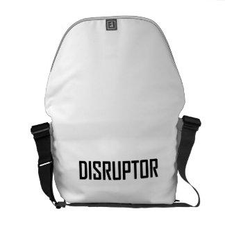 Bolsa Mensageiro Negócio da tecnologia do Disruptor
