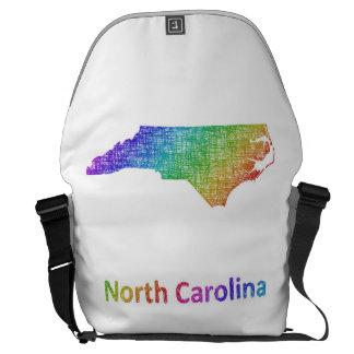 Bolsa Mensageiro North Carolina