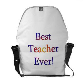 Bolsa Mensageiro O melhor professor nunca