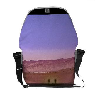 Bolsa Mensageiro Parque nacional de Vale da Morte do nascer do sol