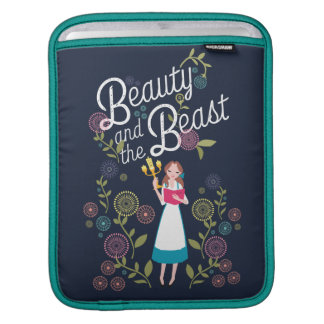 Bolsa Para iPad Beleza do Belle   e o animal