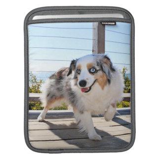 Bolsa Para iPad Bennett - mini australiano - Rosie - praia de