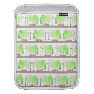 Bolsa Para iPad Carros e árvores
