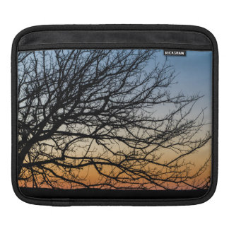 Bolsa Para iPad Céu do inclinação no inverno