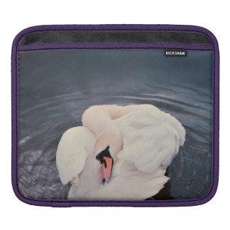 Bolsa Para iPad Cisne · Lago