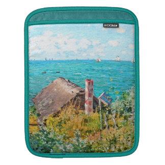 Bolsa Para iPad Claude Monet a cabine em belas artes do