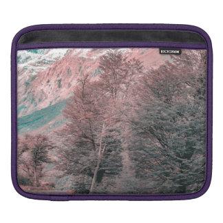 Bolsa Para iPad Estrada vazia do cascalho - Parque Nacional Los