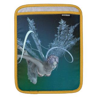 Bolsa Para iPad Fada do inverno