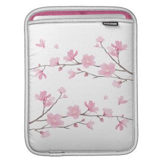 Bolsa Para iPad Flor de cerejeira - fundo transparente