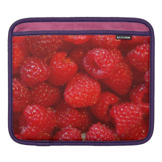 Bolsa Para iPad Fotografia cor-de-rosa escura bonito deliciosa da