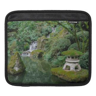 Bolsa Para iPad Jardins japoneses calmos