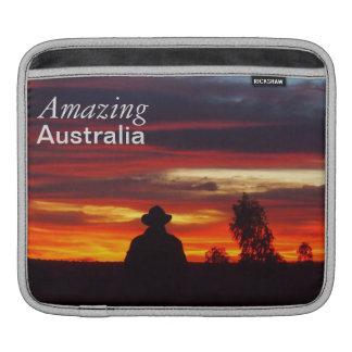 Bolsa Para iPad Luva de surpresa de Austrália IPad