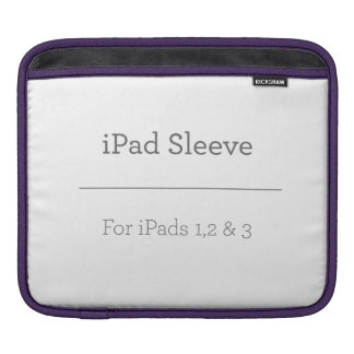 Bolsa Para iPad Luva personalizada do iPad