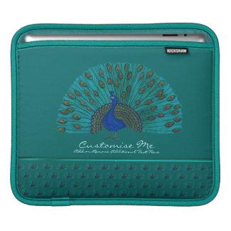 Bolsa Para iPad O pavão