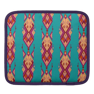 Bolsa Para iPad Ornamento asteca tribal étnico do vintage