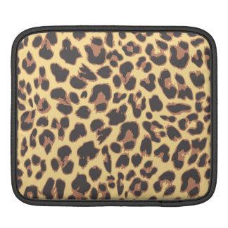 Bolsa Para iPad Padrões da pele animal do impressão do leopardo