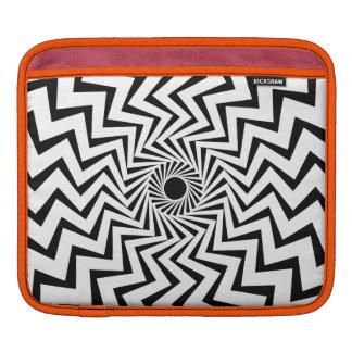 Bolsa Para iPad Parafuso de relâmpago tribal