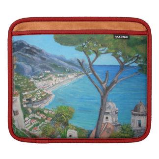 Bolsa Para iPad Ravello - almofada do iPad horizontal