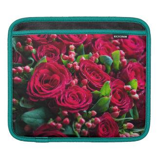 Bolsa Para iPad Rosas vermelhas