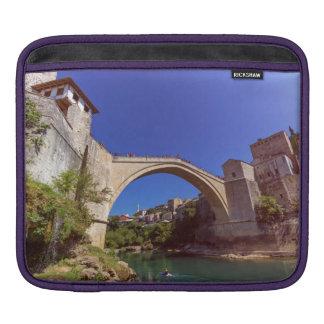 Bolsa Para iPad Stari mais, ponte, Mostar, Bósnia e Herzego velhos