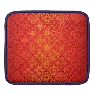 Bolsa Para iPad Teste padrão antigo real luxuoso floral