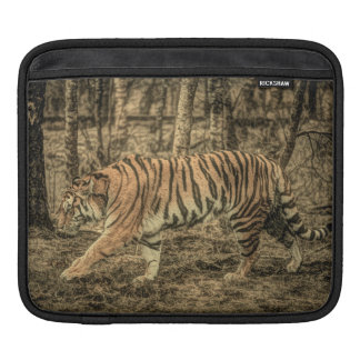 Bolsa Para iPad Tigre selvagem majestoso dos animais selvagens