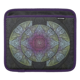 Bolsa Para iPad Zen que desperta, reiki, curando, chakra