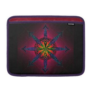 Bolsa Para MacBook Air Caos psicadélico - escolha sua cor!