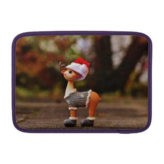 Bolsa Para MacBook Air Decorações da rena - rena do Natal