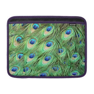Bolsa Para MacBook Air Pena do pavão