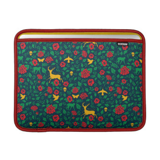 Bolsa Para MacBook Air Símbolos da vida de Frida Kahlo |