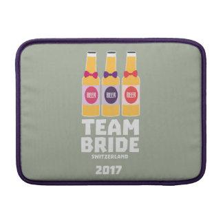 Bolsa Para MacBook Air Suiça da noiva da equipe 2017 Ztd9s
