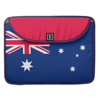 Bolsa Para MacBook Bandeira nacional de Austrália