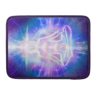 Bolsa Para MacBook Chama do Meditator V068