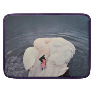 Bolsa Para MacBook Cisne · Lago