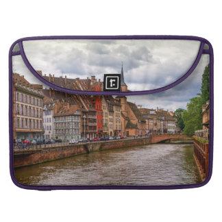 Bolsa Para MacBook Doca do Saint Nicolas em Strasbourg, France
