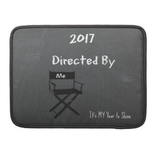 Bolsa Para MacBook Exemplo 2017 de Macbook da cineasta