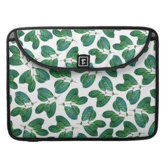 Bolsa Para MacBook Folha do limão