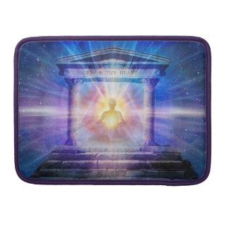 Bolsa Para MacBook H110 sabem Thy noite do templo do coração