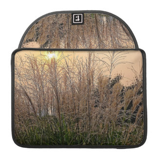 Bolsa Para MacBook Junco no por do sol