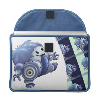 "Bolsa Para MacBook Luva 13"" de Macbook do rickshaw do ROBÔ de ROLO"