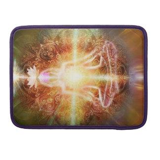 Bolsa Para MacBook Meditator de V059 Lotus
