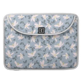 """Bolsa Para MacBook Placer do rickshaw Macbook pro 15"""" das flores luva"""