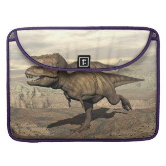 Bolsa Para MacBook Pro Corredor do tiranossauro - 3D rendem
