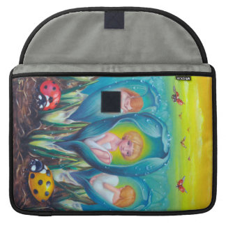Bolsa Para MacBook Pro Fazenda do duende